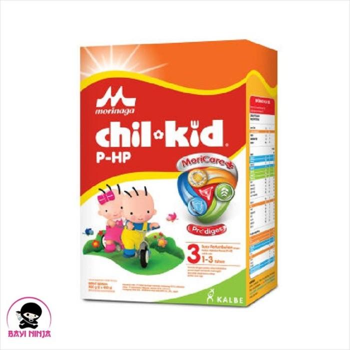 Foto Produk MORINAGA CHIL KID PHP 1-3 Tahun Box 800g / 800 g dari BAYININJA