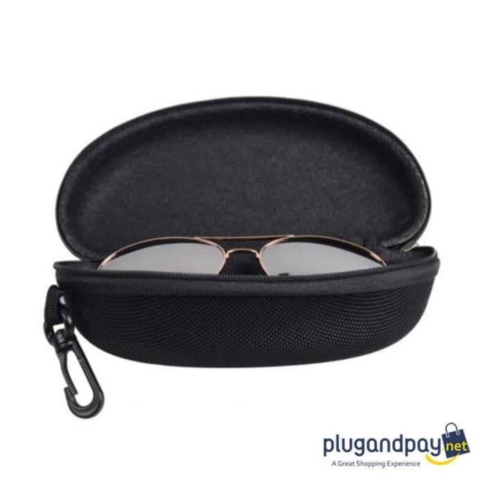 Foto Produk Kotak Kacamata Sunglasses EVA Hardcase Waterproof dari plugandpay