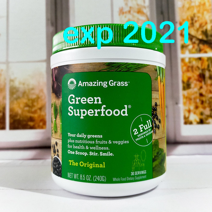 Foto Produk Amazing Grass Green Superfood Original 240 g dari beautysta