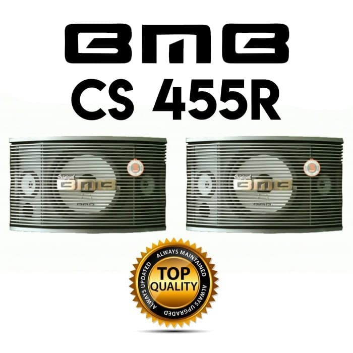 Foto Produk SPEAKER PASIF BMB - SPEAKER KARAOKE BMB CS 455R dari EtalaseBelanja