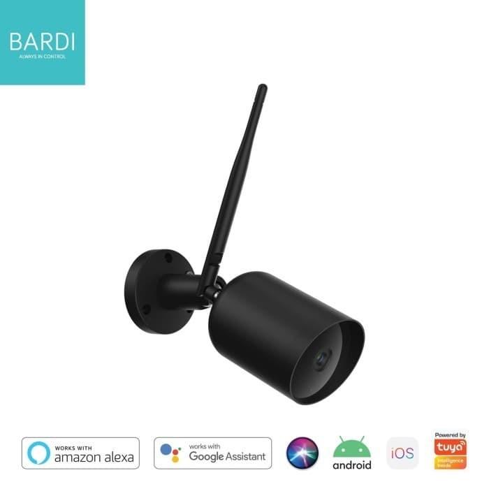 Jual BARDI Smart IP Camera CCTV Outdoor Static Fixed STC
