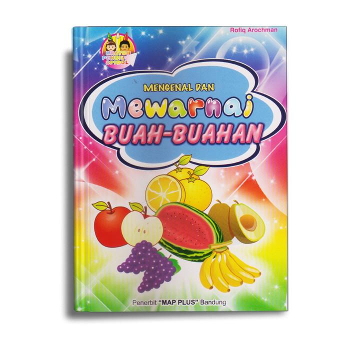 Jual Buku Mewarnai Anak Tk Paud Mengenal Mewarnai Buah Buahan Kota Surabaya Owl Bookstore Tokopedia