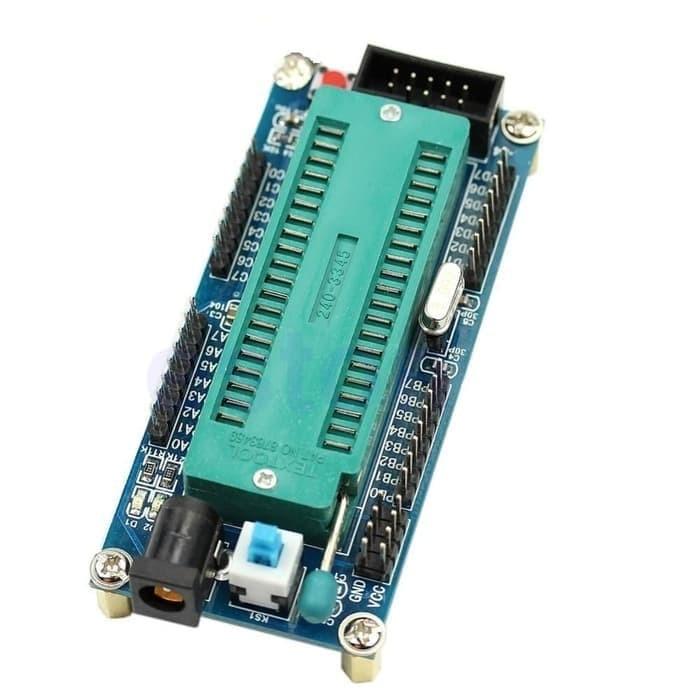 Foto Produk Minimum System Board Development ATMega 16 32 8535 ATMega16 AVR dari Starlectric
