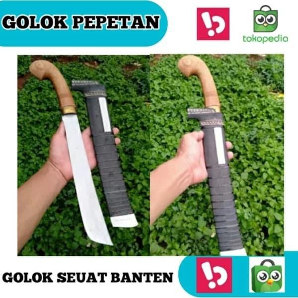 Foto Produk GOLOK PEPETAN dari Golok