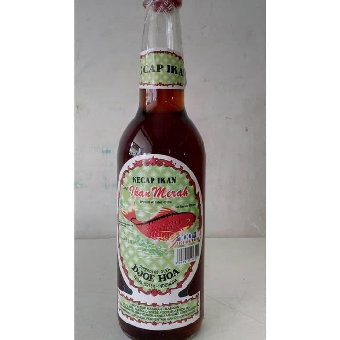 Jual Kecap Ikan Cap Ikan Merah 620 Ml 1 Btl Jakarta Pusat Eka Guna Utama Tokopedia