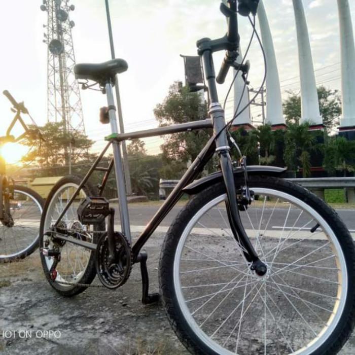 Jual Sepeda Minivelo By Req Kota Bogor Hendrashopikan Tokopedia