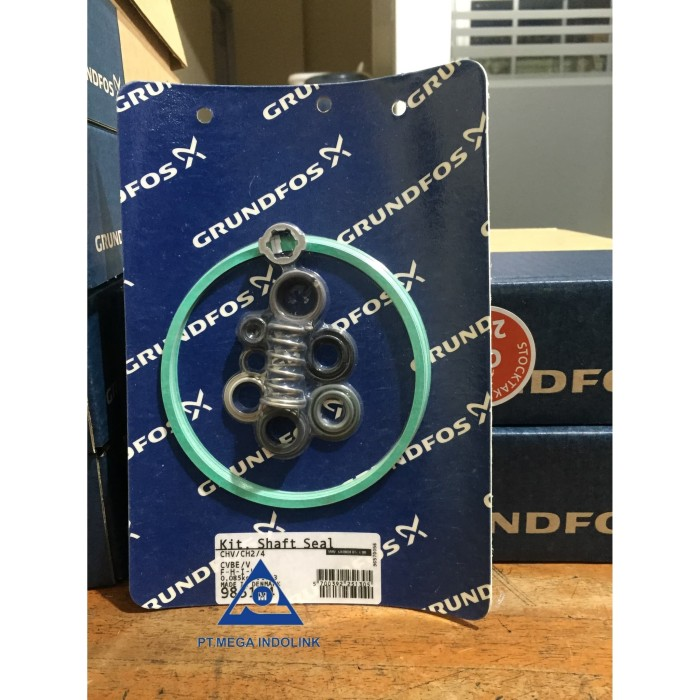 Foto Produk Mechanical Seal Grundfos Original CH/CHV 2 dan 4 dari Mega-Indolink