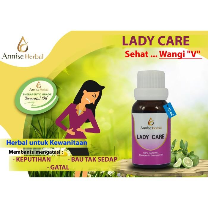 Foto Produk Obat Kewanitaan, Keputihan, Sabun Kewanitaan, Lady Care Oil 15ml dari anniseherbal