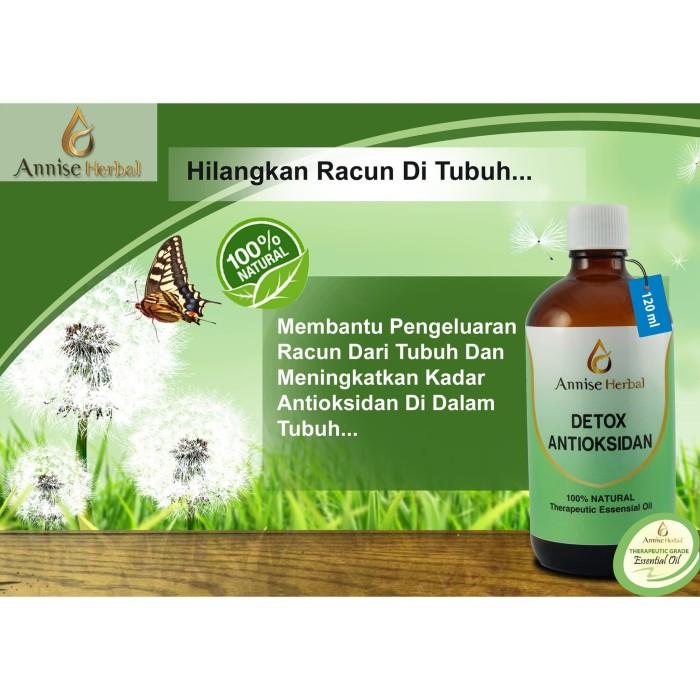 Foto Produk Obat Antioksidan, Mengeluarkan racun, Detox Antioksidan 120ml dari anniseherbal