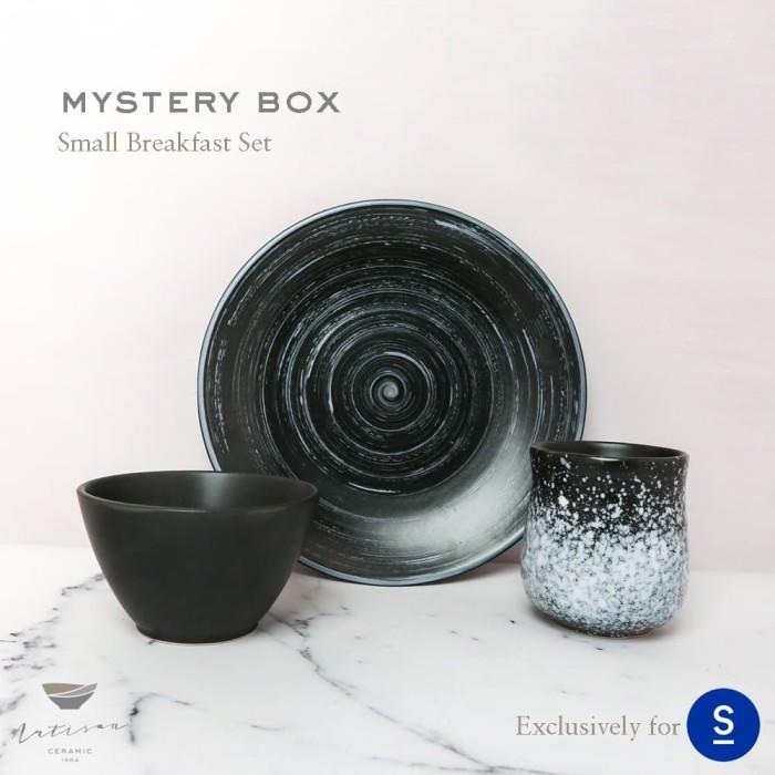 Foto Produk Artisan Ceramic | Small Breakfast Set - SEMASA SPECIAL | Bundling G dari Artisan Ceramic