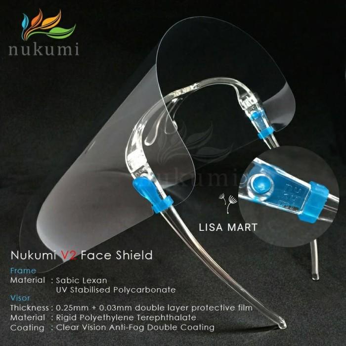 Foto Produk Face Shield Kaca Mata Pelindung Dewasa & Anak Anak - ANTI CORONA dari lisa mart