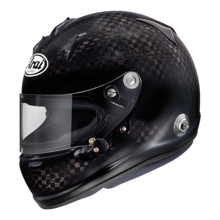 Foto Produk Arai GP-6RC Carbon Helm Full Face - Black - SIZE S dari Arai Indonesia