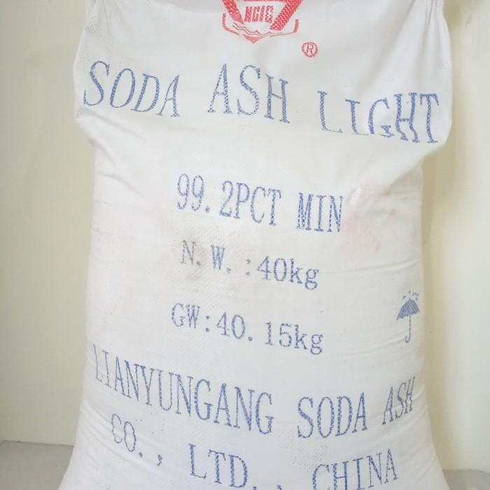 Jual Sodium Carbonate Soda Kapur Edible 40kg Bag Kota Surabaya Sentralkimia Tokopedia