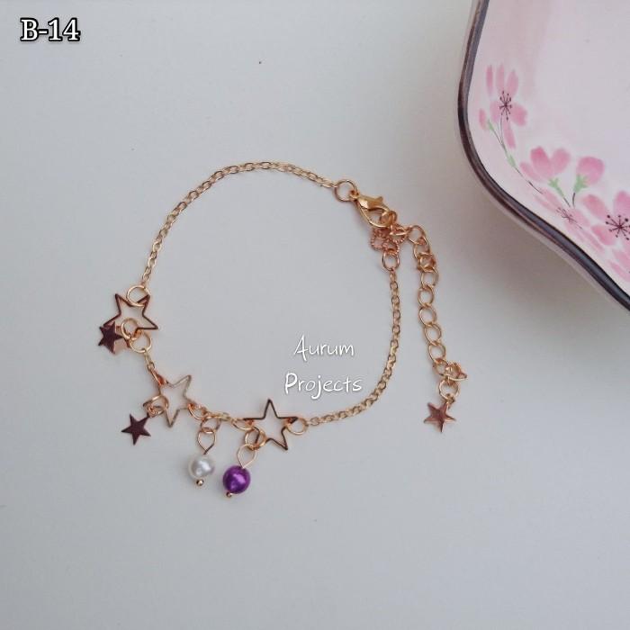 Foto Produk Star Bracelet B-14 dari Aurum Projects