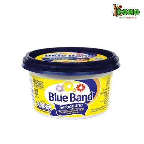 Foto Produk Blue Band Tube 250gr dari Pono Area Solo