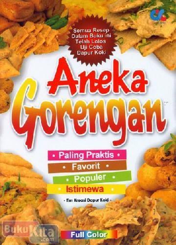 Jual Duni Aneka Gorengan Full Color Buku Resep Masakan Tim Kreasi Dapur Kok Jakarta Barat Dv Bookstore Tokopedia