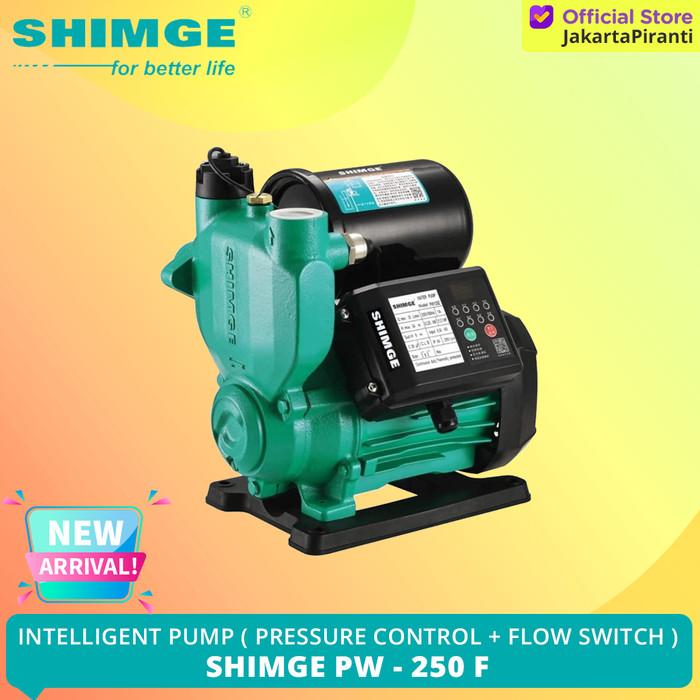Jual Intelligent Pump Mesin Pompa Booster Air Panas Shimge ...