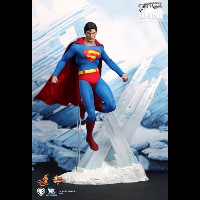 Jual Hot Toys Mms 152 Superman 1978 Christopher Reeve Figure Kota Semarang Toyzmaster Tokopedia