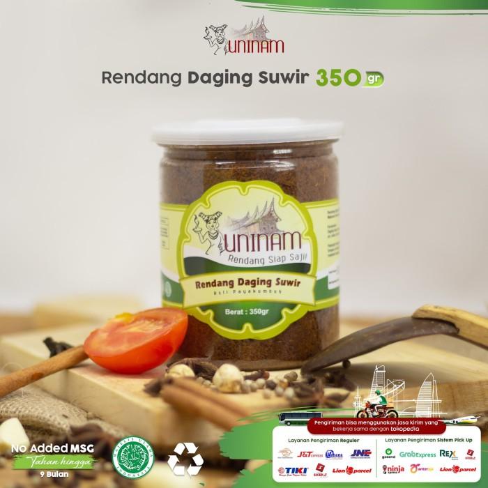 Foto Produk Rendang Daging Suir Uninam 350gr dari UniNam