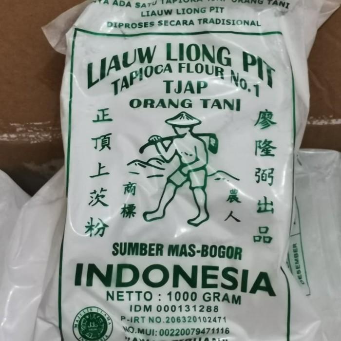 Foto Produk Sagu Tani Liauw Liong Pit 1kg dari Duren Jatohan