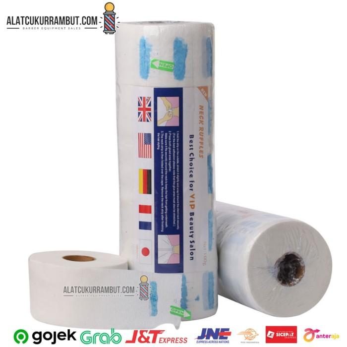 Foto Produk Tisu Leher, Tissue Leher / Neck Paper dari alat cukur rambut