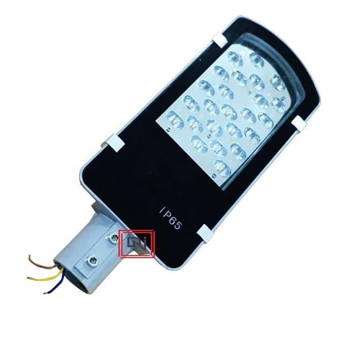 Foto Produk Lampu Jalan LED 24 Watt PJU IP65 Worm White Caltech dari Duta Niaga Bandung