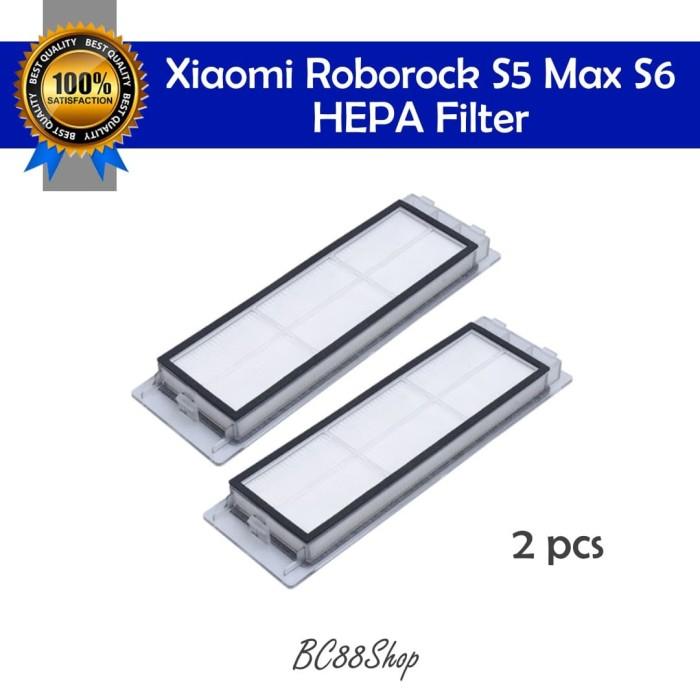 Foto Produk Xiaomi Roborock S5 Max S6 HEPA Filter (sparepart) dari BC88Shop