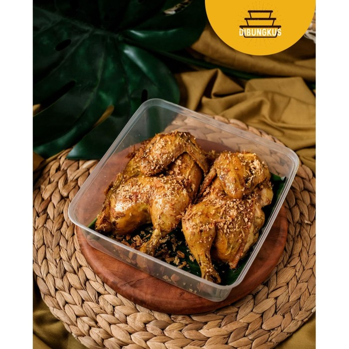 Foto Produk Ayam Ungkep Madu + Kremes - ENAK DIBUNGKUS dari EnakDiBungkus