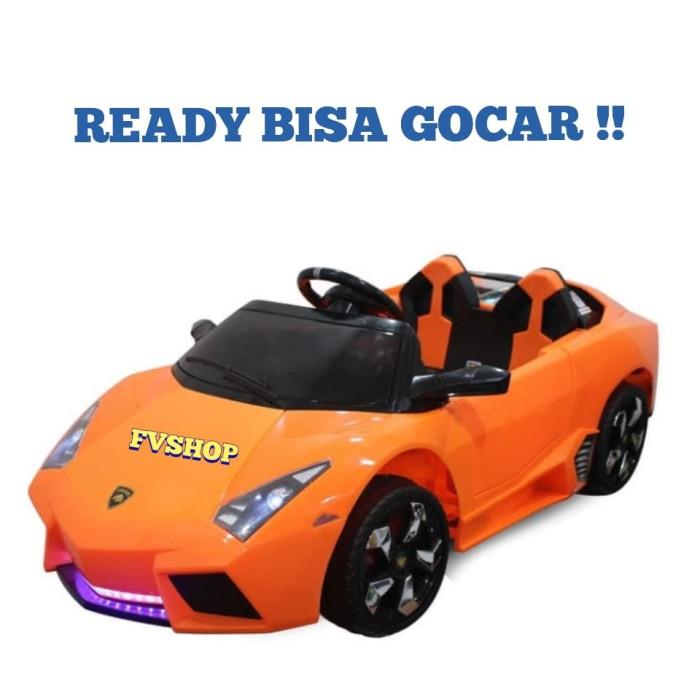 Jual Termurah Mobil Aki Anak Remot Kontrol Bisa Dinaiki Mobilan Akki Baru Jakarta Utara Fvshop Felina Valen Shop Tokopedia