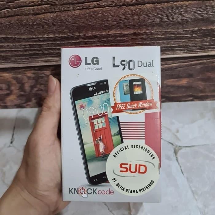 Foto Produk LG L90 DUAL D410 EX GARANSI RESMI dari OMEGAMECOM ANDI HANJOKO