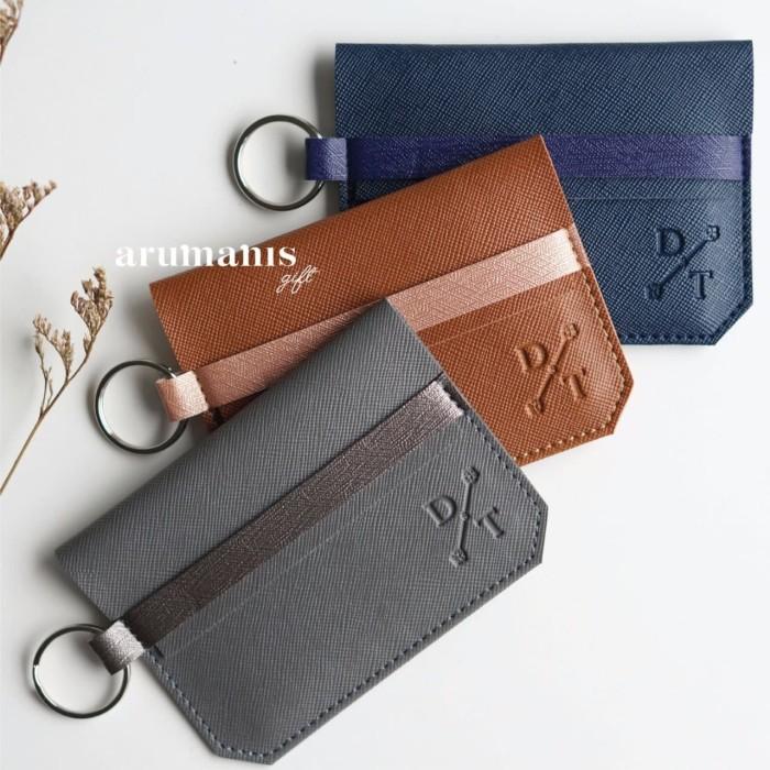 Foto Produk [PESANAN D&T] SOUVENIR GIFT NIKAH WEDDING CARD HOLDER RING dari Arumanis Gift