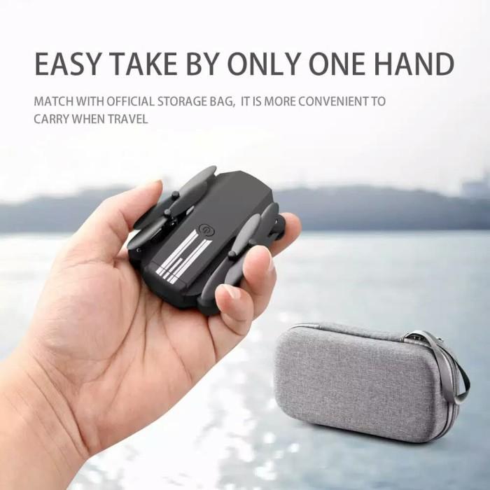 Foto Produk Drone mini Ls-Min 2020 4K termasuk tas - Murah dari Lydia Shop Happy Shoping