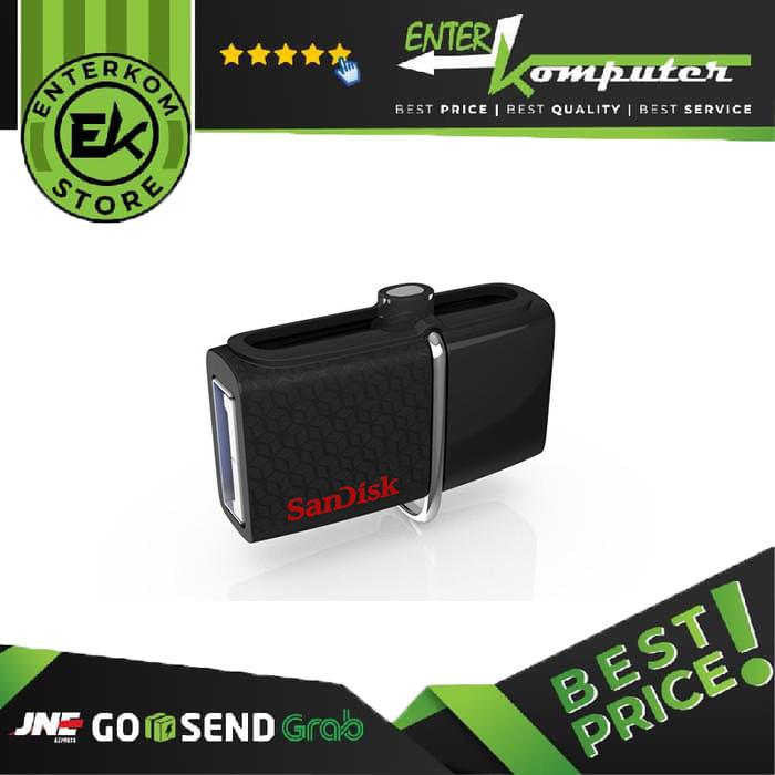 Foto Produk Sandisk Ultra Dual Drive OTG 32GB USB 3.0 - SDDD2-032G dari Enter Komputer Official