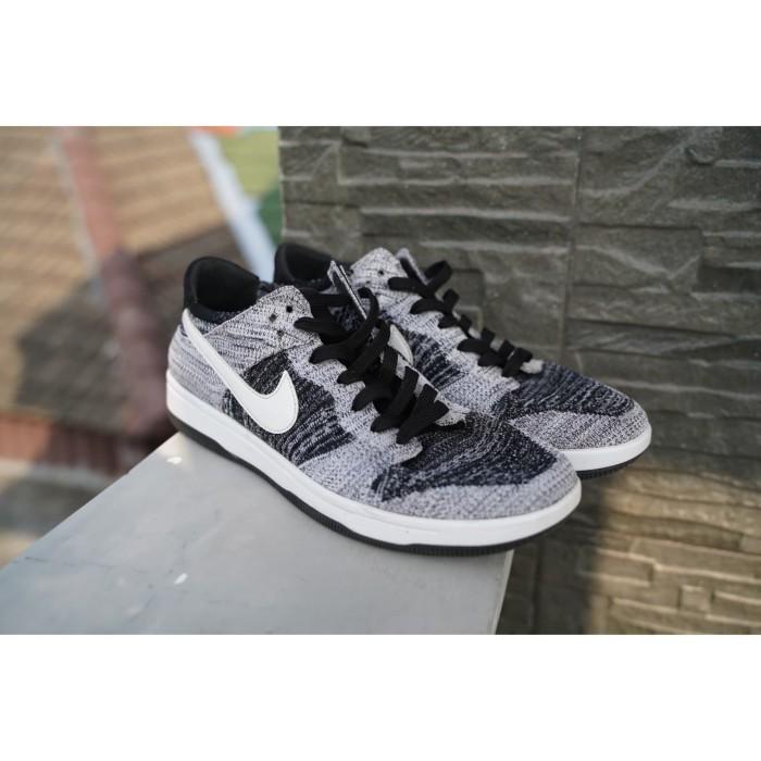 Jual Nike Dunk Low Flyknit Oreo ( Air