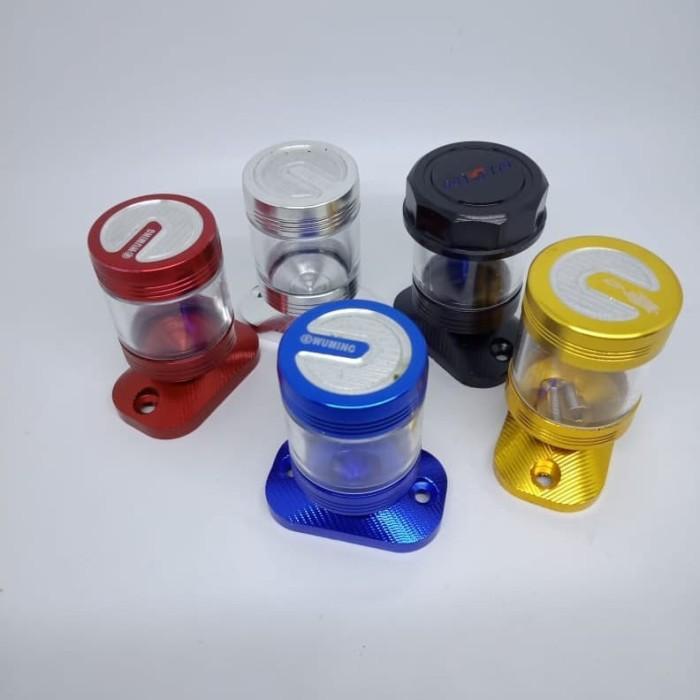 Foto Produk tutup minyak rem stempel transparant dari pangestika motor