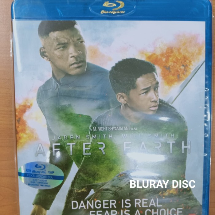 Jual Film Bluray After Earth 2013 Jakarta Pusat Bluray Disc Tokopedia