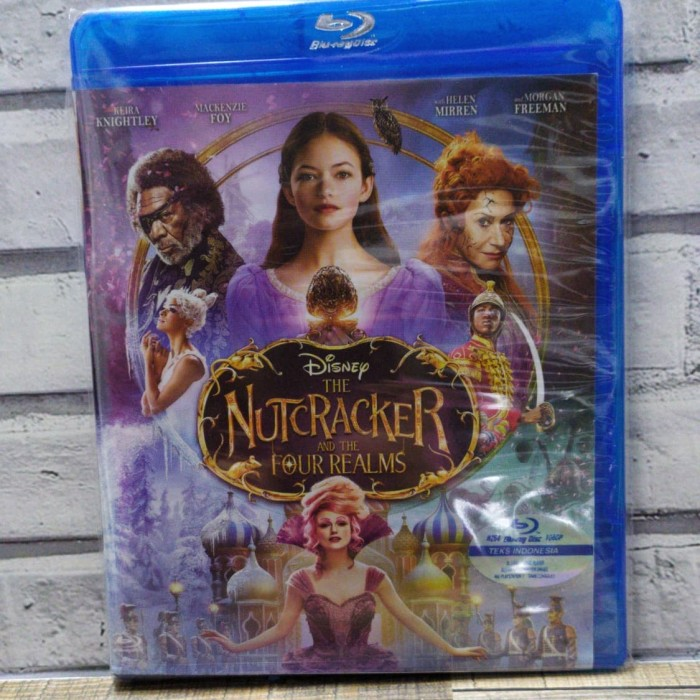 Jual Bluray The Nutcracker And The Four Realms 2018 Jakarta Pusat Bluraydvd Tokopedia