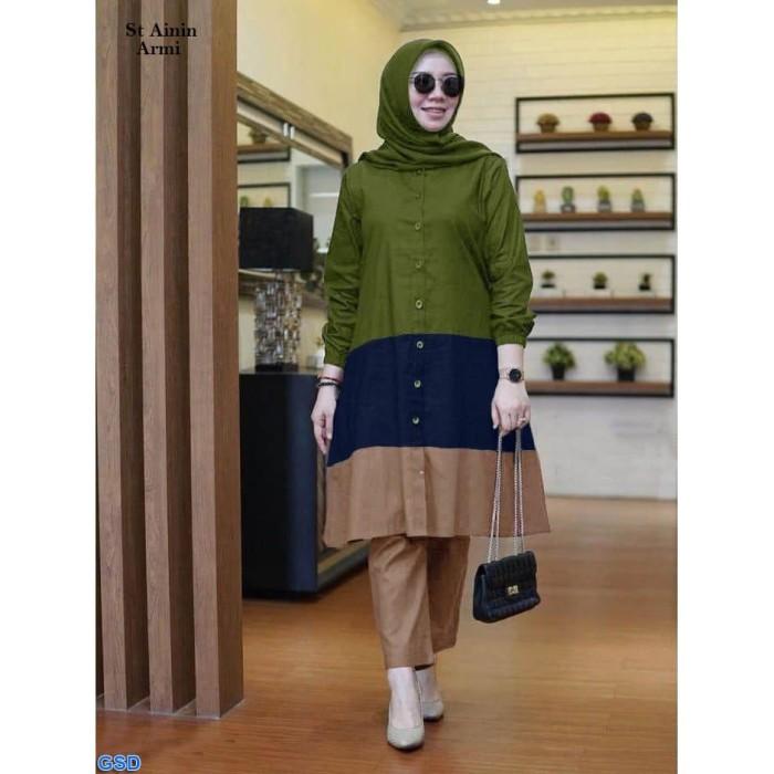 Jual Set Ainin Armi Busana Muslim Remaja Baju Muslim Wanita Terbaru Jakarta Utara Baju Perempuan Shop Tokopedia