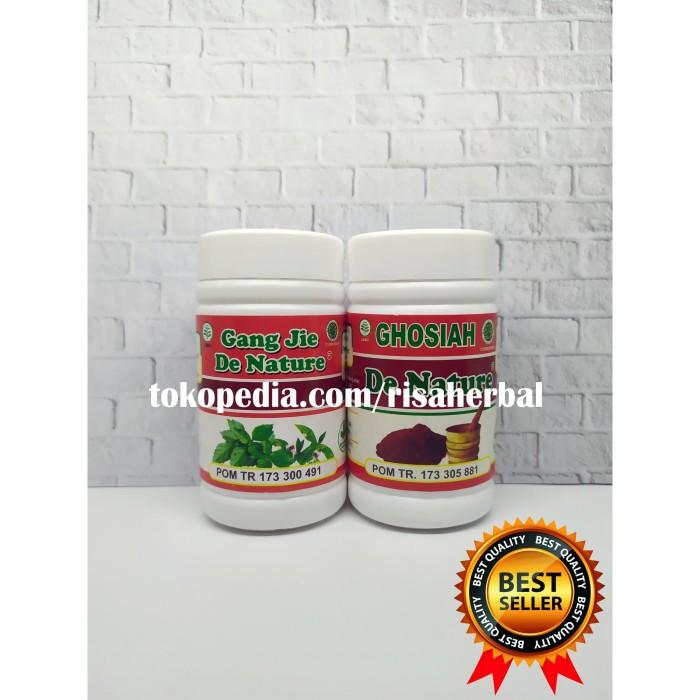 Foto Produk Obat Penyakit Sipilis, Gonore, Kencing Nanah Herbal Ampuh De Nature dari Risa Herbal