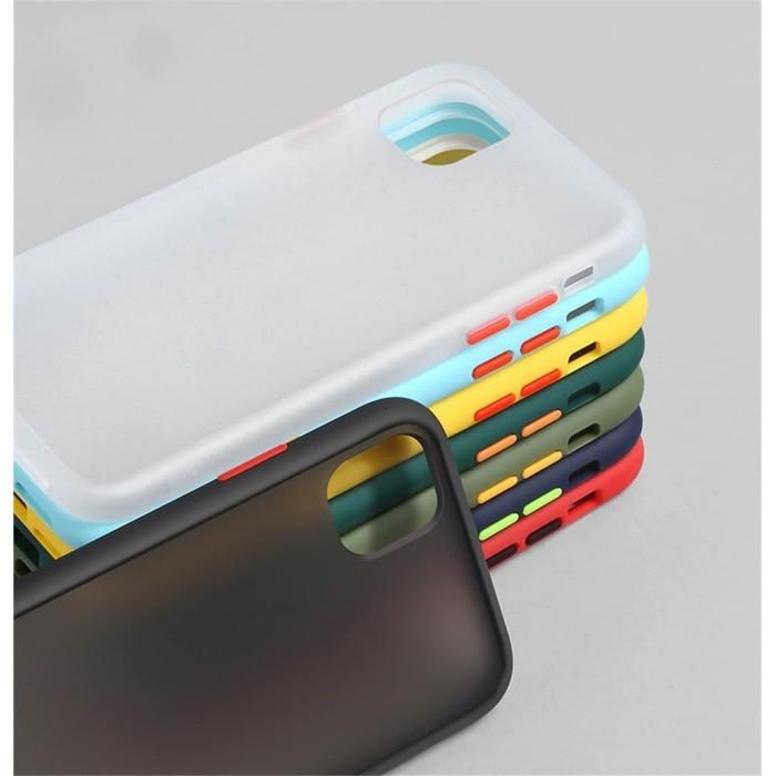 Jual Case Iphone 11 Pro Max Softcase Silikon Matte Transparan Premium Putih Kab Cianjur Rahmat Ds Tokopedia