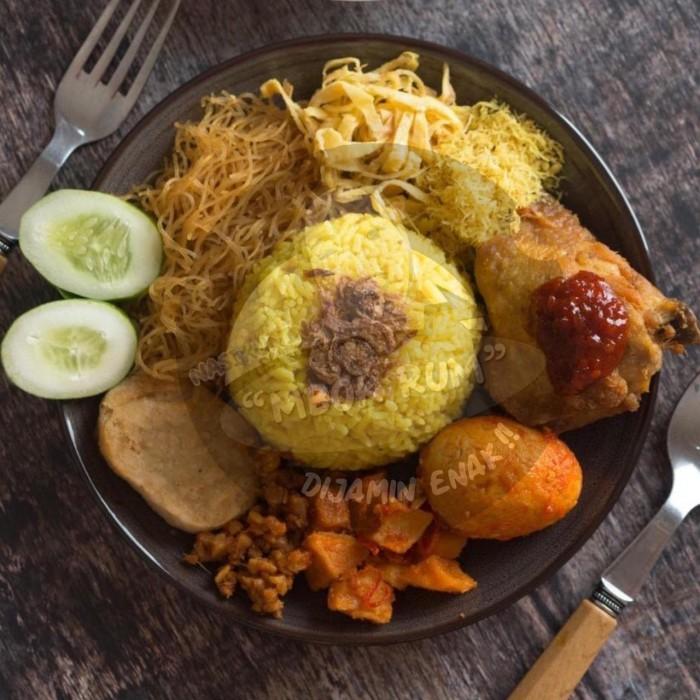 Jual Nasi Kuning Mbok Rum Super Komplit 1 Jakarta Barat Nasi Kuning Mbok Rum Tokopedia