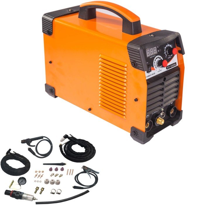 Jual Ct520d 3 In 1 Tig Arc Welding Machine Plasma Cutter Stick Welder Kota Denpasar Interest Shop Tokopedia