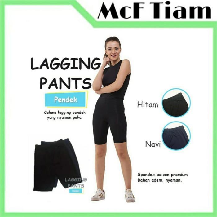 Jual Celana Legging Wanita Pendek Celana Hot Pants Pendek Celana Jakarta Barat Mcf Tiam Tokopedia