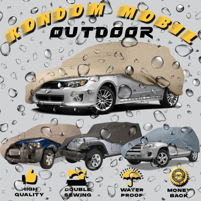 Foto Produk Cover Body Mobil City Car For Outdoor [ANTI AIR] dari Kondom Mobil