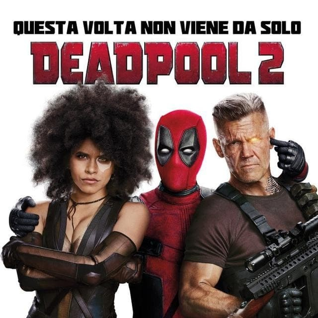 Jual Deadpool 2 2018 Kota Tangerang Selatan Kenzapedia Tokopedia