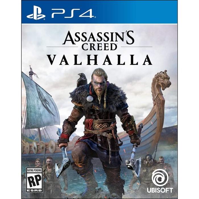 Jual Pre Order Ps4 Assassin S Creed Valhalla Kota Malang