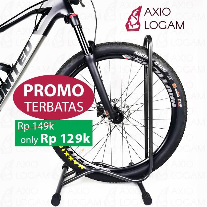 Foto Produk Paddock Sepeda Premium Quality untuk MTB Polygon United Pacific dari Axio Logam