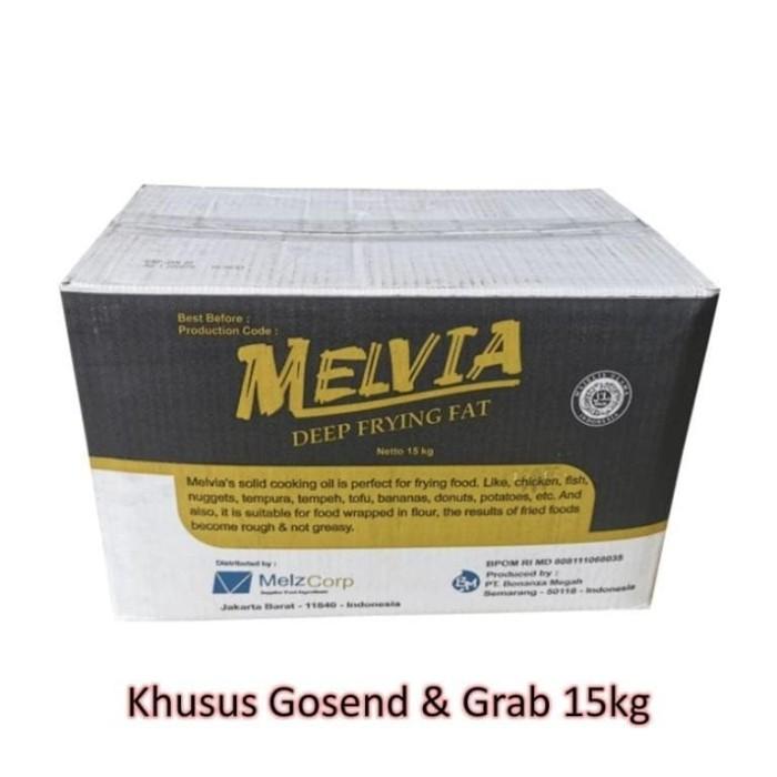 Foto Produk Promo Minyak Goreng Padat Beku Melvia 15kg dari MelzCorp