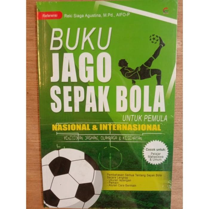 Jual Ic Buku Jago Sepak Bola Kota Bandung Outoftheboox Bandung Tokopedia