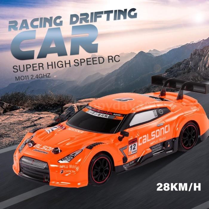 Jual 1 18 Rc Car Racing Drifting Car 28km H 4wd High Speed Racing Car Jakarta Barat Pinokio69 Tokopedia